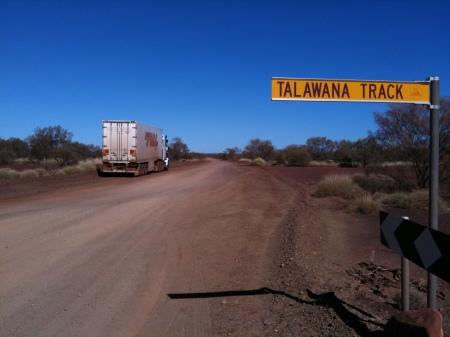 Talawana Track